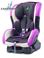 Autosedačka CARETERO Fenix New purple 0 - 18 kg