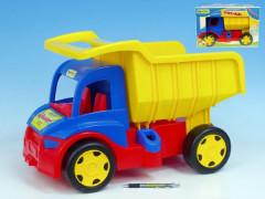 Auto Gigant Truck sklápěč plast 55cm