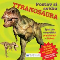 Kniha Postav si svého tyranosaura