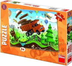 Puzzle Tatra na cestách