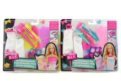 Barbie D.I.Y akvarelové návrhářství DWK52 Šaty pro panenky