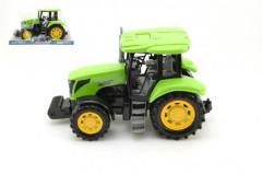 Traktor plast 33cm na setrvačník