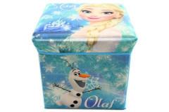 Úložný box Frozen modrý