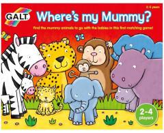 Kde je moje maminka?