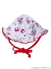 Dětský klobouček Baby Service Miss Star vel. 62