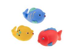 Hračka do vody - ryby 3 ks 0m+