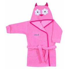 Dětský župan Koala Freak růžový