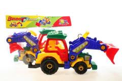 Šroubovací traktor 37 cm