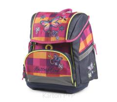 Školní batoh PREMIUM FLEXI Motýl