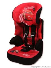 Autosedačka Nania Beline Sp Cars red 9 - 36 kg