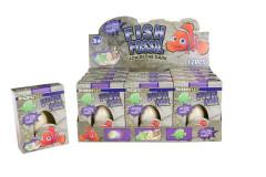 Tesání vejce ryba