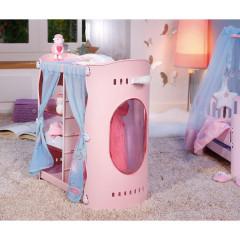 Baby Annabell Šatní skříň 2v1