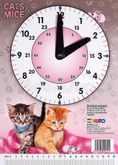 Školní hodiny CATS & MICE, Emipo