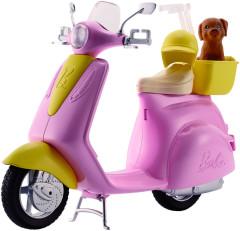 Barbie skútr FRP56 Mattel