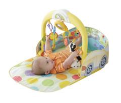Fisher Price hrací dečka autíčko 3 v 1