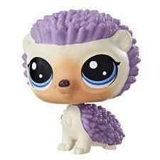 Littlest Pet Shop Jednotlivá zvířátka - HEDGELEY ROCKER