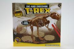 Archeologické tesání - T-Rex