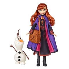 Frozen 2 Panenka Anna s kamarádem