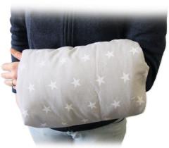 Cestovní kojící polštář - kojící podložka