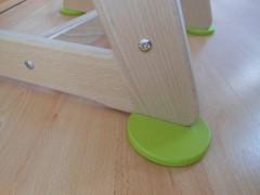Stabilizační botičky k židličkám Jitro OŘECH