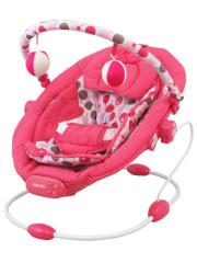 Dětské lehátko Baby Mix pink