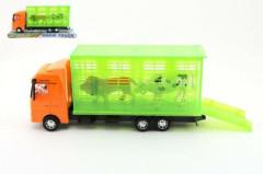 Auto přepravník zvířat plast 30cm na setrvačník