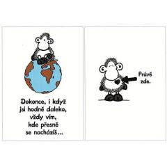 Blahopřání Sheepworld - Z lásky 26 - PRÁVĚ ZDE!