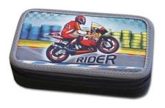 Školní penál box Rider Emipo