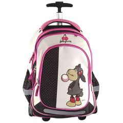 Školní batoh trolley Nici - Bubble