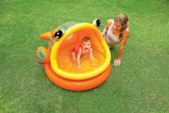 Bazén Ryba se stříškou 124x109x71 cm Intex 57109