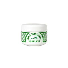 Bílá toaletní vazelína s vitaminem E 100ml Aromatica