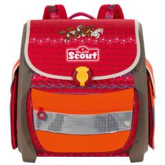 Školní aktovka Scout - Tři koníci