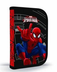 Jednopatrový penál plný Spiderman