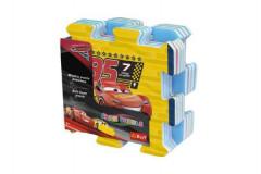 Pěnové puzzle Cars 3/Auta 32x32x1,5cm 8ks