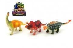 Dinosaurus plast 18cm