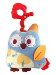Dětská plyšová hračka Baby Mix Sova