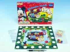 Hra Mickeyho Klubík