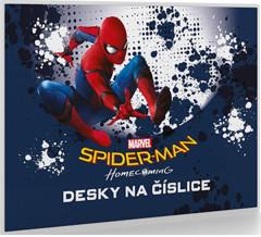 Desky na číslice Spiderman Homecoming NEW 2017