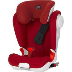 Autosedačka KIDFIX II XP SICT 15 - 35kg FLAME RED