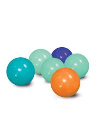 Ludi Míčky modré / oranžové 75 ks