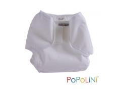 Polyesterky PopoWrap bílé Popolini
