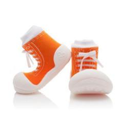 Botičky Attipas Ballet Sneakers Orange