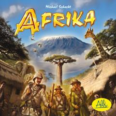 Albi - Afrika - rodinná hra