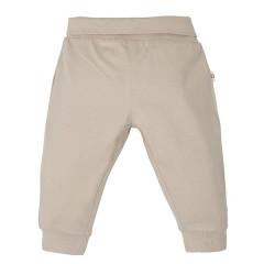 Kalhoty bez ťapek BASIC, BÉŽOVÁ G-mini