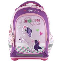 Školní batoh Target - Little Friends Forever - koník