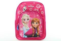 Batoh  s kapsou Frozen růžový