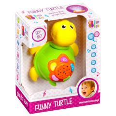 Zábavná želva Bam Bam