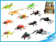 Hmyz strečový 8-13cm