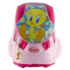 Školní batoh Modan - Sedící ptáček Tweety