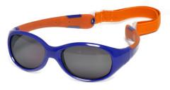 Sluneční brýle Explorer - modrooranžová 2+